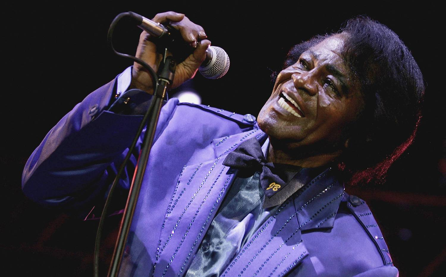 De biografie van: James Brown