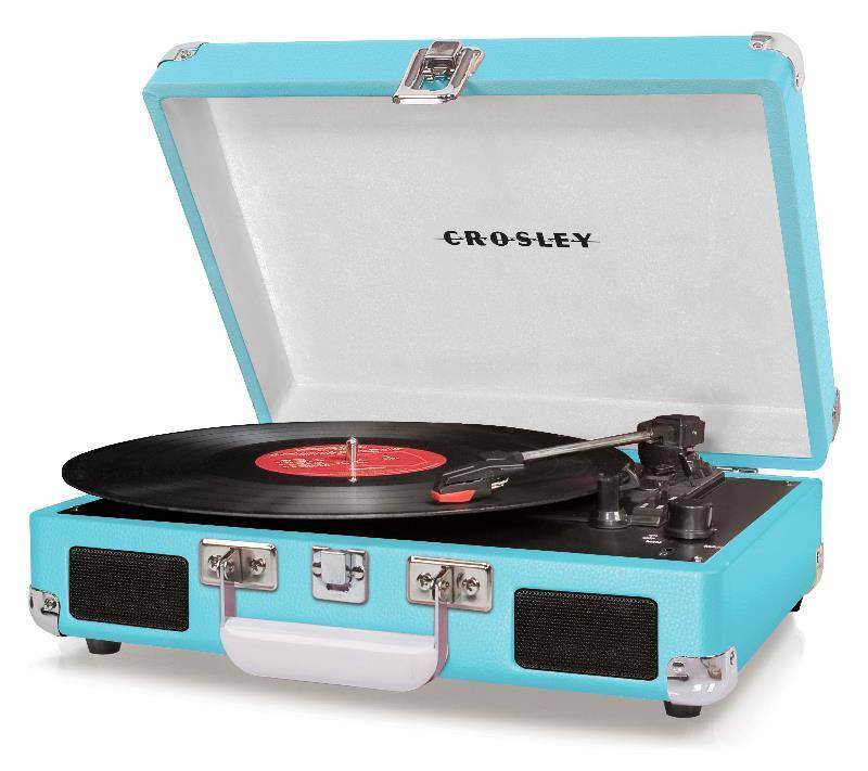 Crosley Cruiser lichtblauw