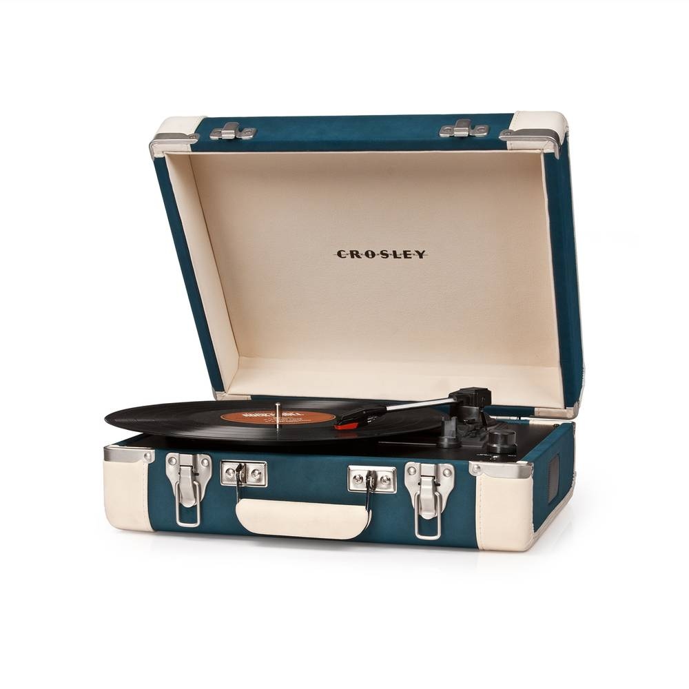 Crosley Executive blauw