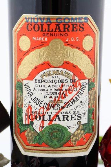 Adega Viúva Gomes Colares Tinto 1999 *