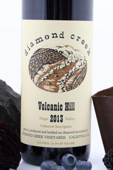 Diamond Creek Diamond Creek Volcanic Hill