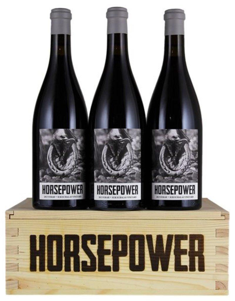 Cayuse Vineyards Horsepower Vineyards - WallaWalla Sur Echalas Syrah