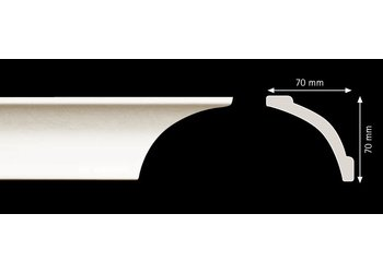 Homestar A10 (70 x 70 mm), lengte 2 m