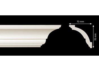 Homestar AS (70 x 70 mm), lengte 2 m