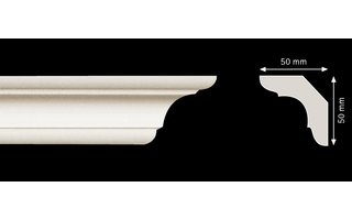 Homestar C70 (50 x 50 mm), lengte 2 m