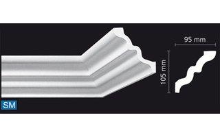 NMC Nomastyl Plus SM (105 x 95 mm), lengte 2 m