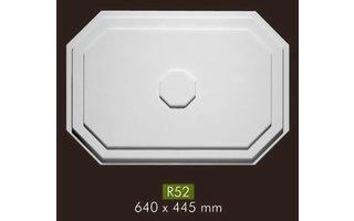 NMC Arstyl R52 Rozet diameter 64 x 44,5 cm