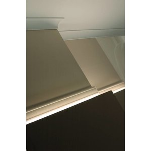 NMC Wallstyl WL5 (85 x 15 mm), lengte 2 m (NMC Sierlijst Cecilio)