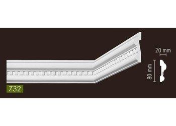 NMC Arstyl Z32 (80 x 20 mm), lengte 2 m