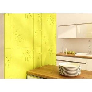 Vidella 3D Wandpanelen Bamboe Oriental Secrets (prijs per pak à 2 m2)