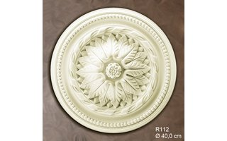 Grand Decor Rozet R112 diameter 40,0 cm