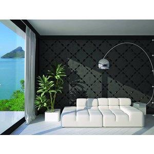 Art Décor Ornamenten A699 polyurethaan wand, plafond (set à 2 stuks)