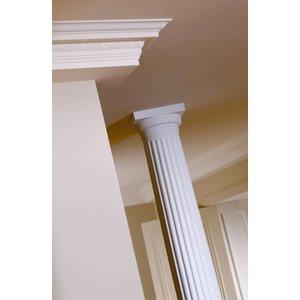 Grand Decor Kroonlijst C755 (130 x 120 mm), polyurethaan, lengte 2 m (Z4)