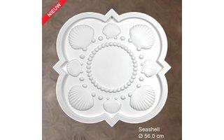Grand Decor Rozet kinderkamer SEASHELL diameter 56,0 cm