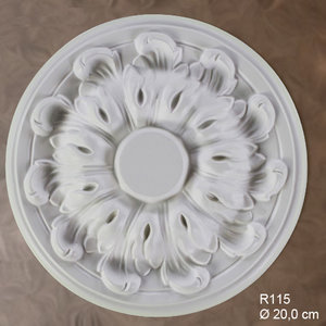 Grand Decor Rozet R115 diameter 20,0 cm