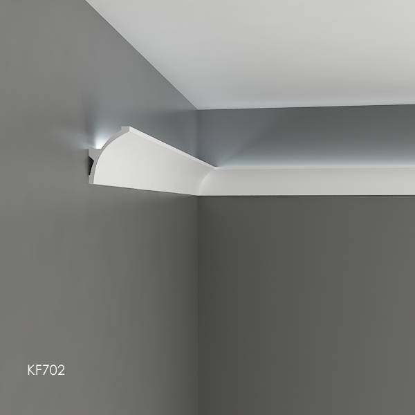 grand decor polyurethaan led sierlijst voor indirecte verlichting kf702 80 x 60 mm lengte 2 m