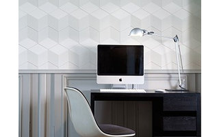 NMC 3D Wallpanel Cube (1135 x 350 x 24 mm)