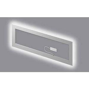 NMC 3D Wallpanel Frame met LED-systeem