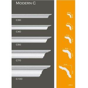 Homestar C40 (30 x 30 mm), lengte 2 m