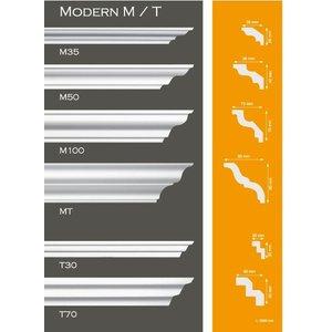 Homestar T70 (50 x 50 mm), lengte 2 m