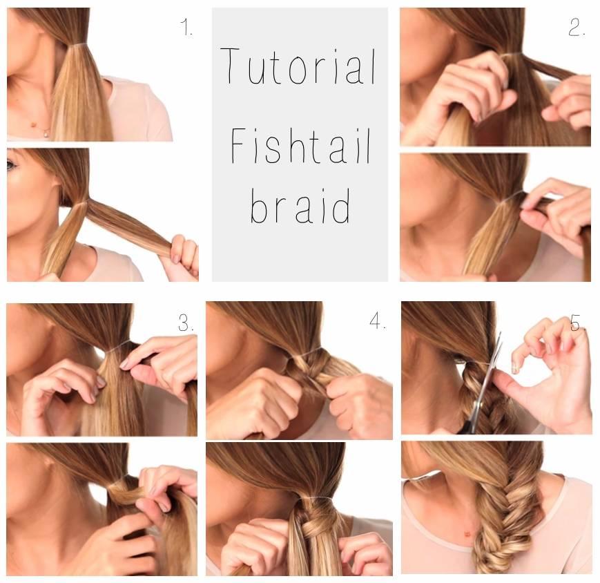 TUTORIAL | Fishtail braid