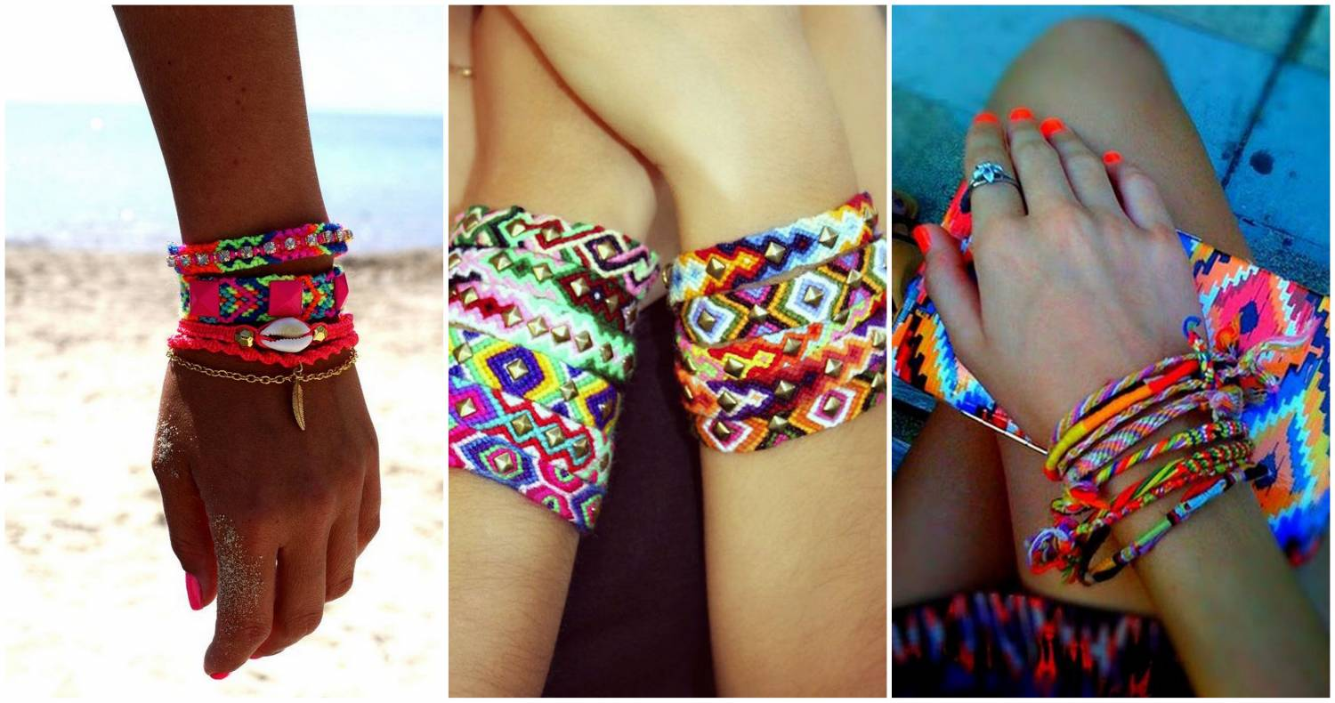 MUSTHAVE | Friendship bracelets