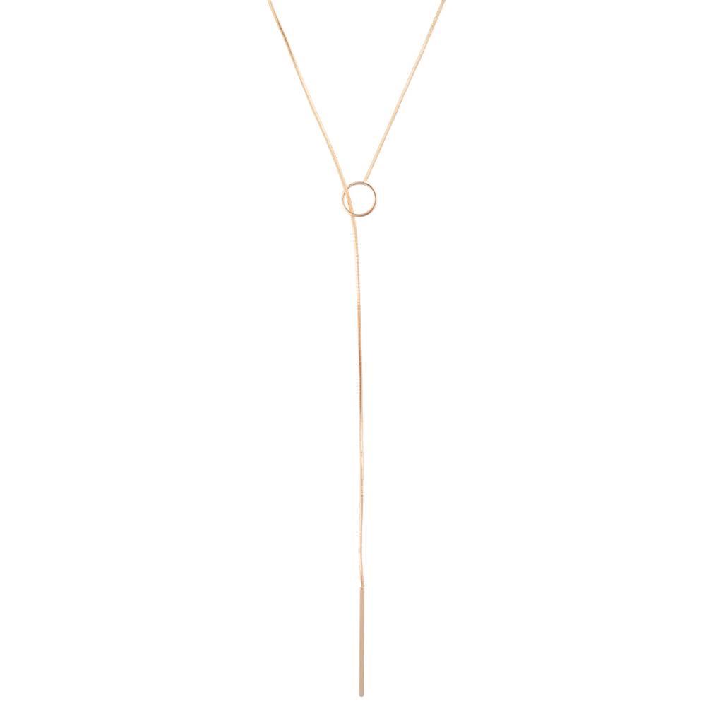 Club Manhattan Foxy Chain necklace