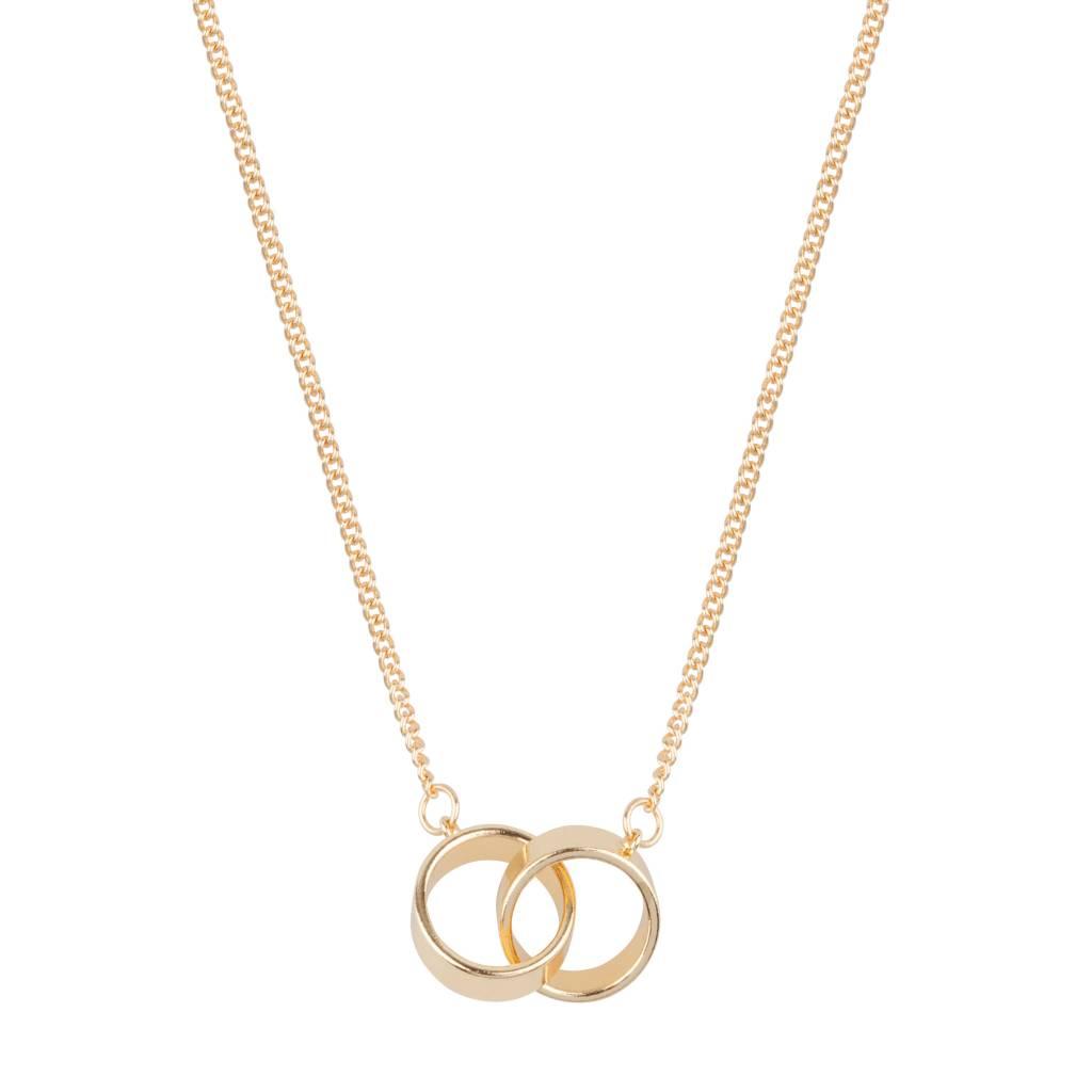 Club Manhattan Tribeca Necklace gold