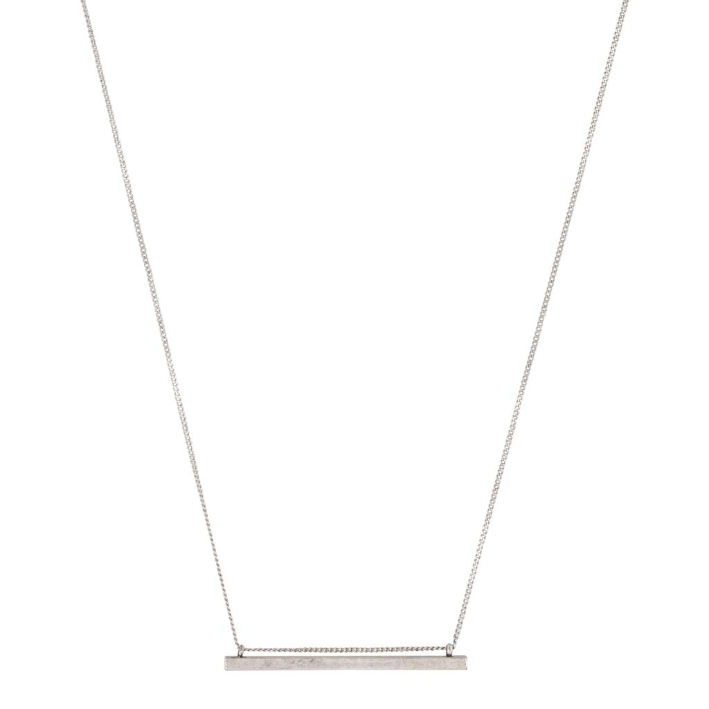 Club Manhattan Chloe Bar Necklace