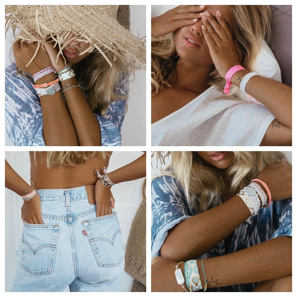 Love Ibiza Ibiza elastiekjes Aztec
