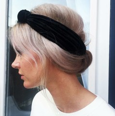 Velvet haarbanden