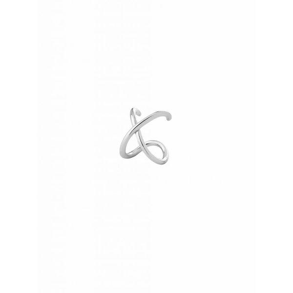 Aran Jewels Ear Cuff zilver