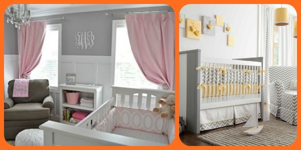 grey the new it colour for baby décor g b the personal gift company