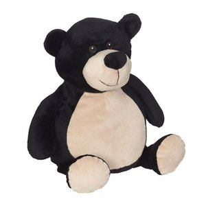 Embroider Buddy Black Bear 41 cm (16 inch)