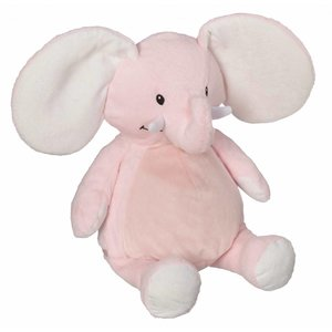 Embroider Buddy Rosa Elefant