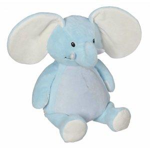 Embroider Buddy Elephant Blue