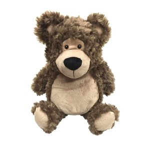 Embroider Buddy Bobby Bear Brown