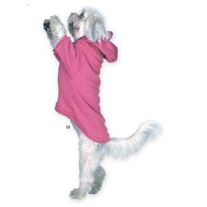 Petwear Hoody Rosa Medium