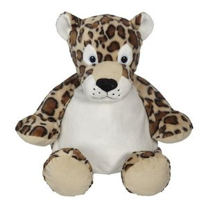 Embroider Buddy Leopard
