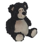 Embroider Buddy Bobby Bear Black