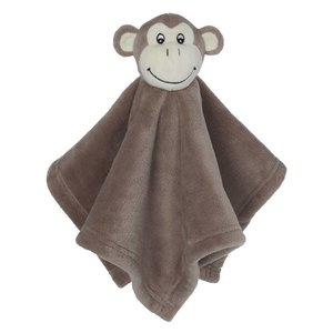 Embroider Buddy Mini Blankey Monkey