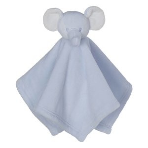 Embroider Buddy Mini Blankey Elefant Blau