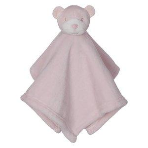 Embroider Buddy Mini Blankey Bear Pink