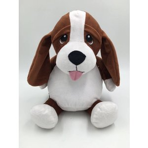 Embroider Buddy Hound Dog 16 inch