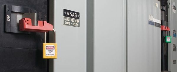 Electrical lockout device
