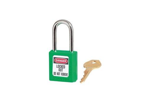 Zenex Sicherheits-vorhängeschloss grün 410GRN