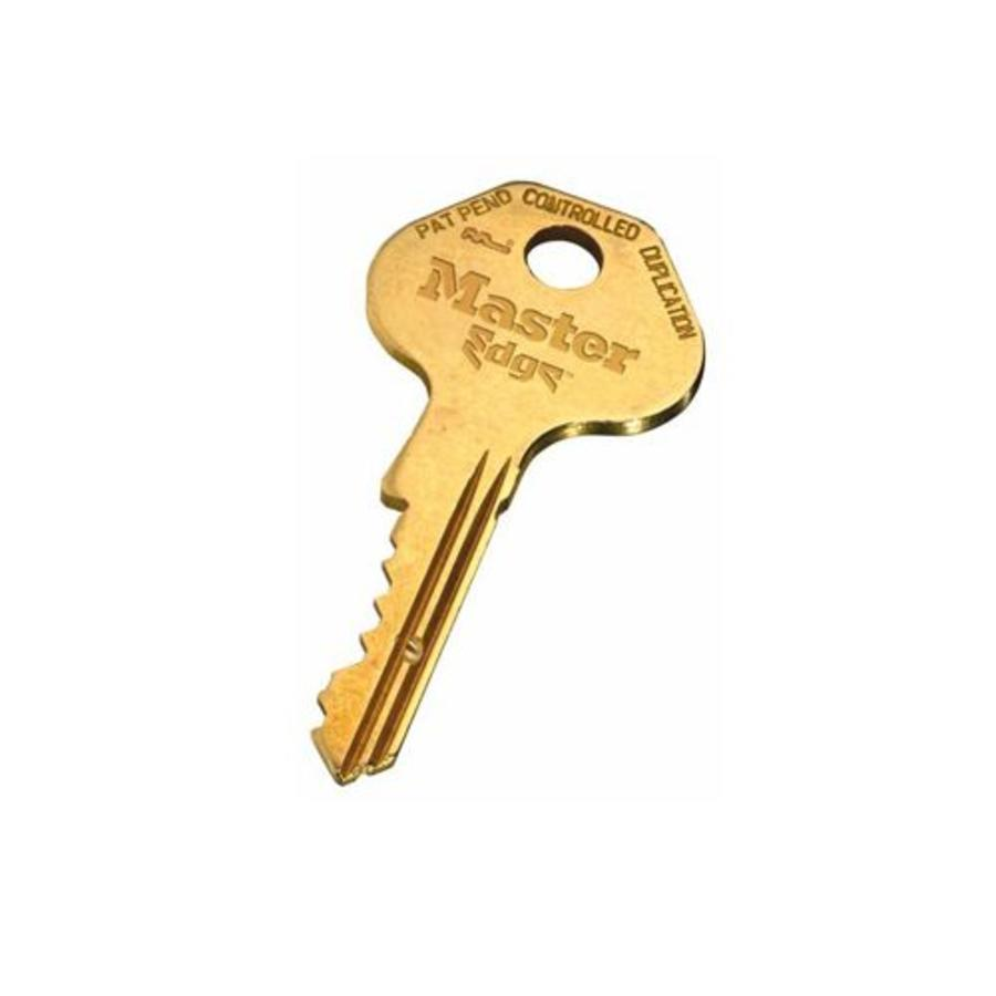 Master key for padlocks