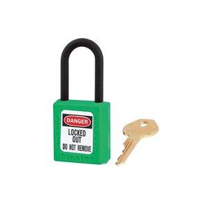 Master Lock Zenex Sicherheits-vorhängeschloss grün 406GRN - 406KAGRN