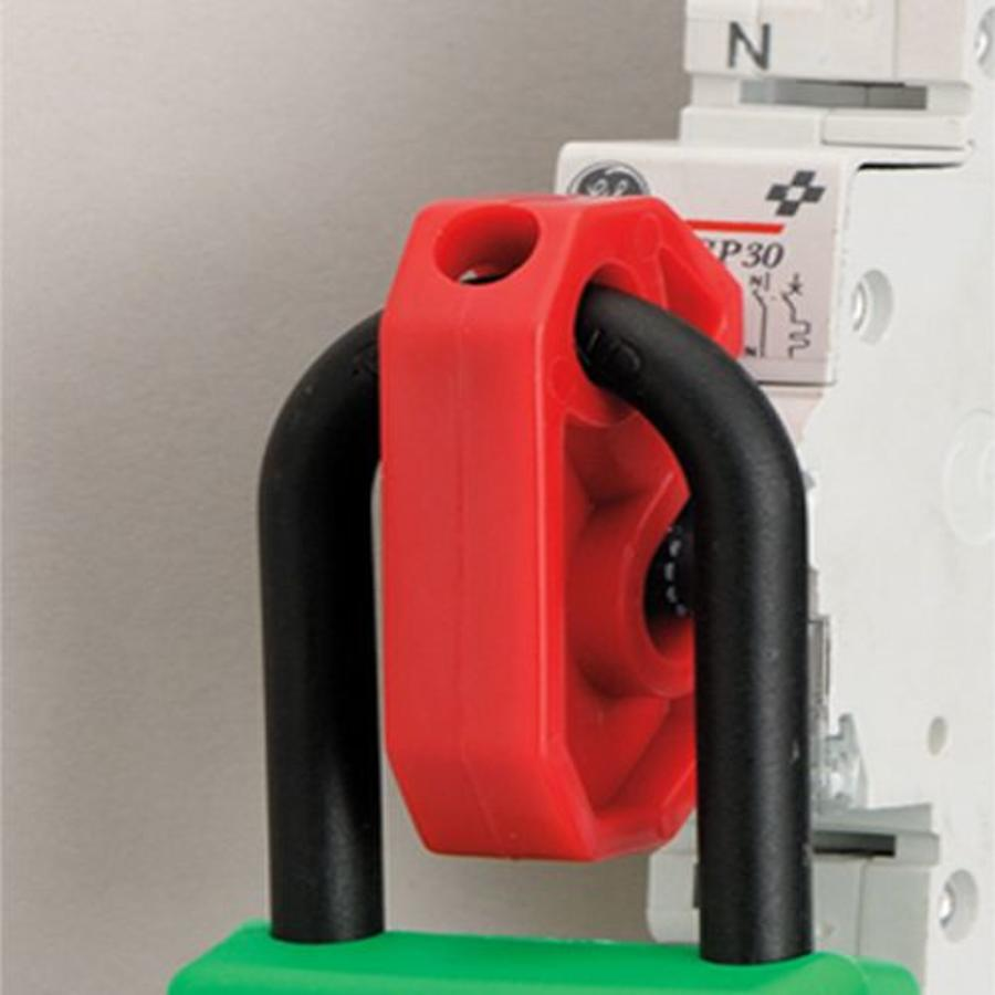 Universal circuit breaker lock-out S2393