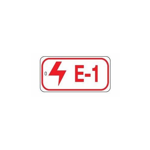Identificatietags elektrische vergrendelpunten